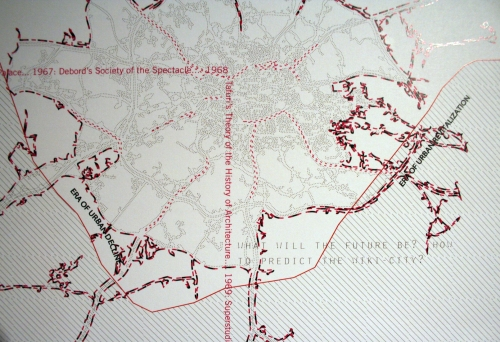 wiki-city.....(detail).....2009.....ink jet prints on foamcore